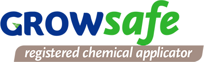 Growsafe Registered Chemical Applicator logo