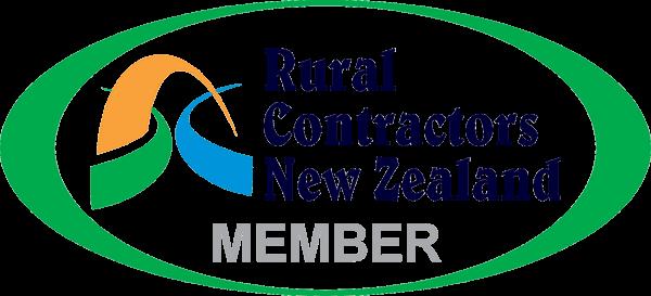 Rural Contractors New Zealand Member logo